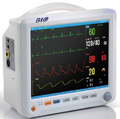 Top Quality12.1 inch TFT LCD Display Patient Monitor with 6 Standard parameters ECG, RESP, NIBP, SPO2, 2-TEMP, PR/HR