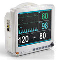 Top Quality15 inch TFT LCD Display Patient Monitor with 6 Standard parameters ECG, RESP, NIBP, SPO2, 2-TEMP, PR/HR
