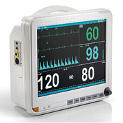 Wholesale 15 inch TFT LCD Display Patient Monitor with 6 Standard parameters ECG, RESP, NIBP, SPO2, 2-TEMP, PR/HR